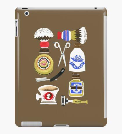 Barber shop iPad Case/Skin