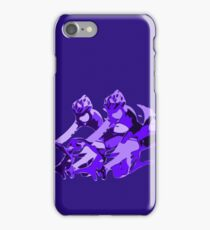 Cyclists iPhone Case/Skin