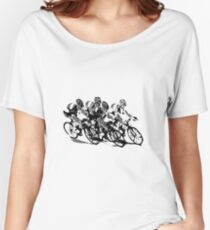 Cyclists Women's Relaxed Fit T-Shirt