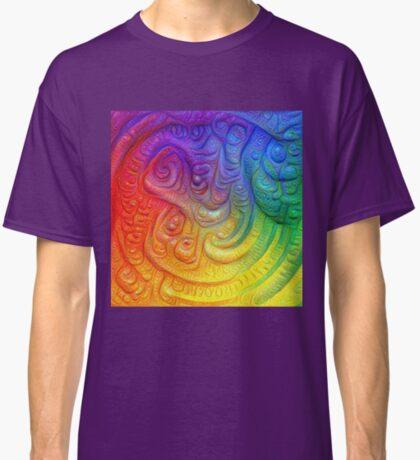Color Foam #DeepDream Classic T-Shirt