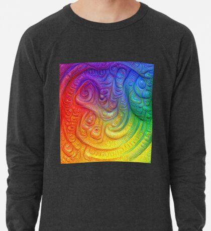 Color Foam #DeepDream Lightweight Sweatshirt