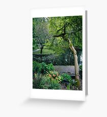 Burnham Beeches in Spring Greeting Card