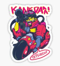 KANEDAAA! Sticker