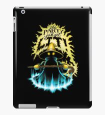 This Party Just Got LIT iPad Case/Skin