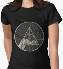The Stone Womens Fitted T-Shirt