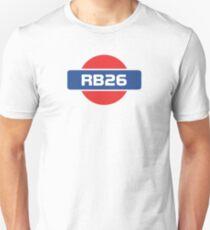 RB26 Motortausch Unisex T-Shirt