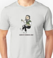 """Earnestly Hemming Away"" T-Shirt"