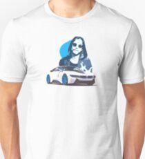 Sch Rap français anarchie Unisex T-Shirt