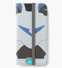 The Blue Paladin iPhone Wallet/Case/Skin