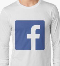 Facebook Long Sleeve T-Shirt