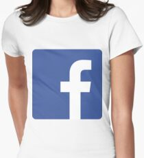 Facebook Women's Fitted T-Shirt