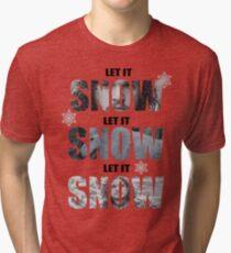 Lass es schneien - Jon Snow & Ghost Vintage T-Shirt