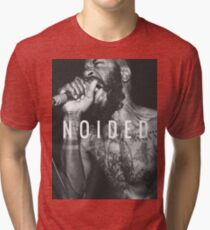 Death Grips - Noided Tri-blend T-Shirt