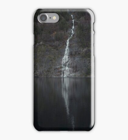 Waterfall (The Unknown) iPhone Case/Skin