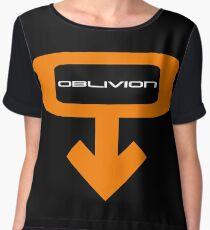 Oblivion - Alton Towers Women's Chiffon Top
