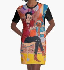 The Greatest Gift -illustration Graphic T-Shirt Dress