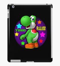 Yoshi Rules! iPad Case/Skin