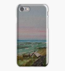 Northumberland Coast iPhone Case/Skin