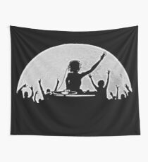 Full Moon Party Wall Tapestry