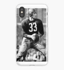 Sammy Baugh iPhone Case/Skin