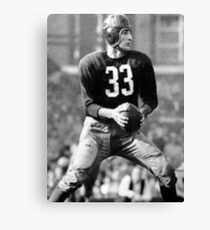 Sammy Baugh Canvas Print