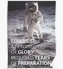 Motivational - Prepare for Success Poster