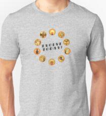 Evolve Today Plasmid Ring Unisex T-Shirt