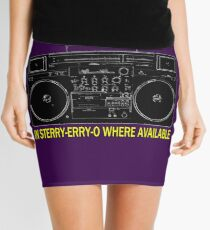 In Sterry-erry-o Where Available! Mini Skirt