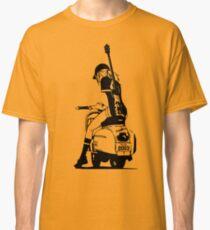Fooly Cooly - Haruko Vespa Classic T-Shirt