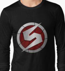 Metroid/Screw Attack Logos Long Sleeve T-Shirt