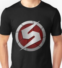 Metroid/Screw Attack Logos Unisex T-Shirt