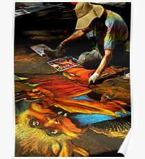 Chalk Artist ~ Part Five Poster