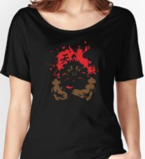 AKUMA The Raging Demon  Women's Relaxed Fit T-Shirt