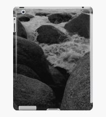 Water & rock. iPad Case/Skin