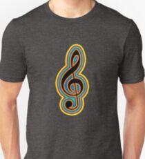 MUSIC WAVES (G-Note) Unisex T-Shirt