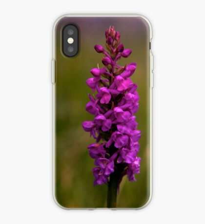 Fragrant Orchid, Dun Eochla, Inishmore iPhone Case