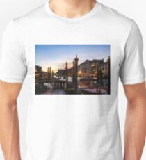 Venetian Impressions - Grand Canal Framed by Signature Paline Unisex T-Shirt