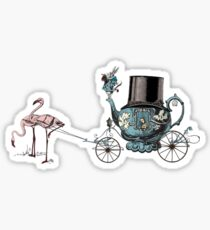 Alice Goes to California Sticker