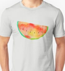 Watercolor Fruits and Vegetables Unisex T-Shirt