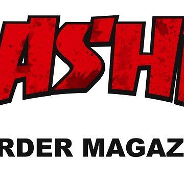 Slasher Magazine by samRAW08