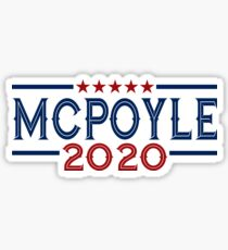 McPoyle 2020 Sticker
