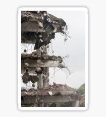 Demolition Sticker