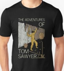 Books Collection: Tom Sawyer T-Shirt