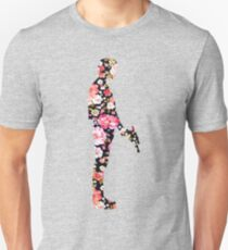 Han Foloral Unisex T-Shirt