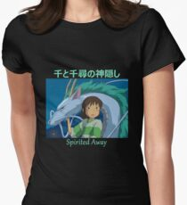 Spirited Away -  Haku and Chihiro - (Designs4You) - Studio Ghibli T-Shirt