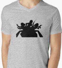 Charlie's angels logo black T-Shirt