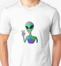 Trippy Alien 7 T-Shirt