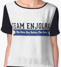 Team Enjolras Chiffon Top