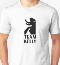 Charlie's angels team KELLY black Unisex T-Shirt