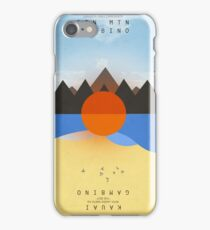 STN MTN Chained iPhone Case/Skin